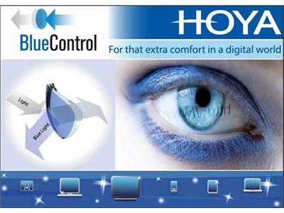 HOYA Blue Control HVLL 1.50