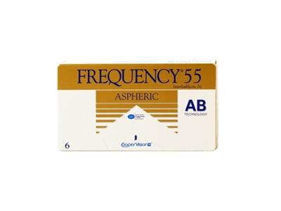 لنز طبی FREQUENCY 55 ASPHERIC