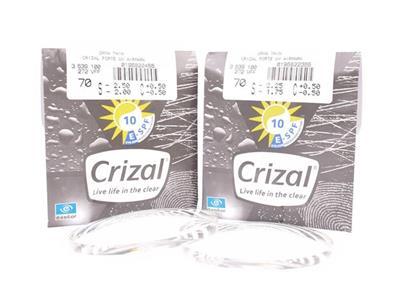 عدسی-پلاستیک-آنتی رفلکس CRIZAL FORTE ESSILOR